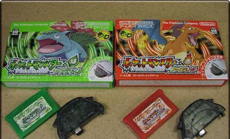 Pokemon Leaf Green, Pokemons Fire Red: Ritorno al passato